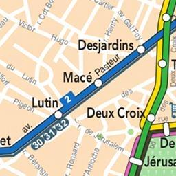 SmartMap Angers le plan Irigo des bus et tramway qui te golocalise